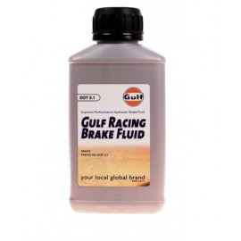 GULF RACING BRAKE FLUID 5.1 250ML