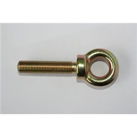 "GRAYSTON Extra long seatbelt eyebolt 7/16"" UNF thread -50mm thread length"