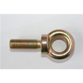 GRAYSTON Metric seatbelt eyebolt 10mm x 1.5mm thread 23mm thread length.