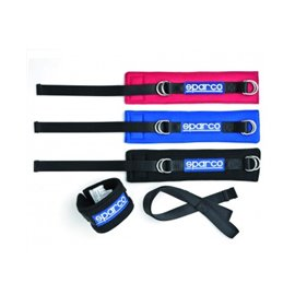 SPARCO Sparco Arm Restraints BLACK SFI 3.3