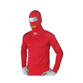 SABELT RACING UNDERWEAR UI-100 TOP RED - XXL