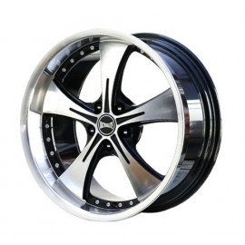 "ULTRALITE EVOLVE 18"" (2 x 8,5"" + 2 x 9,5"") set of 4 wheels"