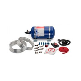 SPARCO Extinguisher system (FIA), electric, steel, 4,25L, diam.160mm, AFFF