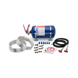 SPARCO Extinguisher system (FIA), mechanic, steel, 4,25L, diam.160mm, AFFF