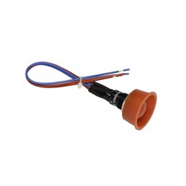 SPARCO button for extinguisher IP68, comes with wires