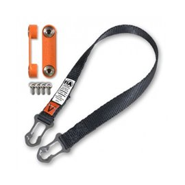"HANS SLIDING TETHER FOR POST COLLAR ANCHOR Sport II 18"" STANDARD"