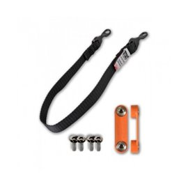 """HANS SLIDING TETHER FOR QUICK-CLICK ANCHOR 16"""" strap"""