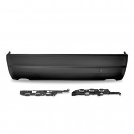 BMW 3er E46 sedan 5.1998 - 2005 rear bumper