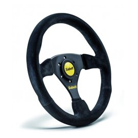 SABELT SW-633 steering wheel mocca leather 350mm/straight