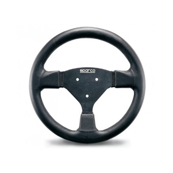 SPARCO P270 3spoke 270mm flat leather