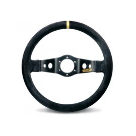 SPARCO R215 2spoke 350mm depth 90mm leather