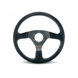 SPARCO R333 3spoke 330mm depth 39mm mocca oval