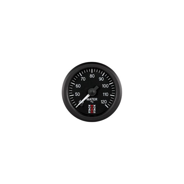 Stack Professional Water Temperature Stepper Motor Gauge