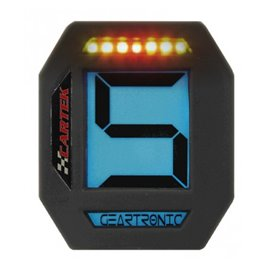 Cartek shiftlight + gear number display 1-7