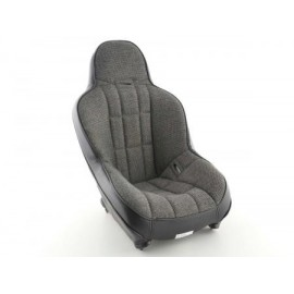 Child sports seat material dark grey/ black
