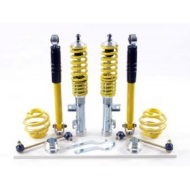 FK hardness adjustable coilover kit Seat Leon 1M 4x4 year 1999-2006