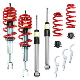RedLine Coilover Kit for Audi A4 B6 and B7 (8e) Avant and Cabrio