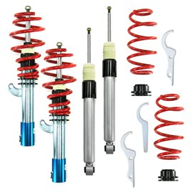 RedLine Coilover Kit for Audi A3 8P Sportback and Cabrio