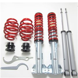 RedLine Coilover Kit for BMW E36 4 and 6 cylinder incl. Touring year 6.1992 - 2000