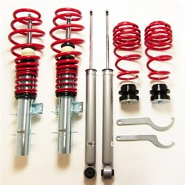 RedLine Coilover Kit for Skoda Fabia 6Y incl. station wagon