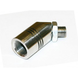 Innovate 12mm to 18mm Motorcycle Bung Adapter