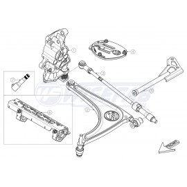 wisefab toyota gt86 front kit Toyota GT 86 TRD toyota gt86 front kit