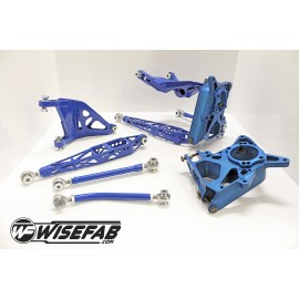 WISEFAB SUBARU BRZ REAR KIT