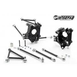 NISSAN GT-R R35 WISEFAB REAR TRACK KIT