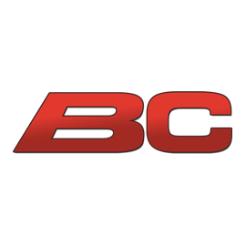 BC damper boot -  Inverted Largest Hole