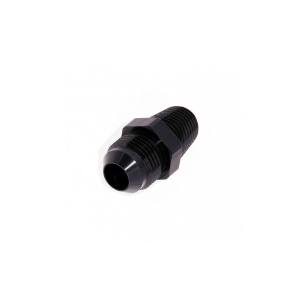 816 adapter AN10 - 1/2x14 black