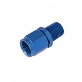 9161 reducer adapter AN8 - 1/4x18 NPT