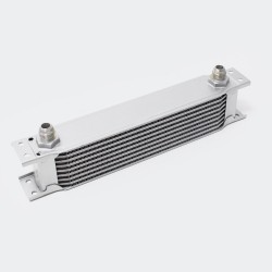 CNR oil cooler TH9 size 330x63x50 mm inlets AN8