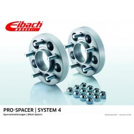 MAZDA    3 09.99 - 06.09  Total Track widening (mm):50 System: 4