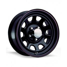 Cragar Black Daytona 15x8