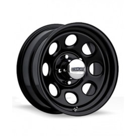 Cragar Black Soft  15x8