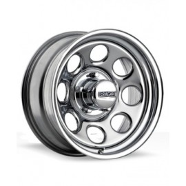 Cragar Chrome Soft 17x8