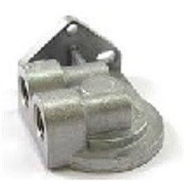 Remote oil filter adapter 1/2 BSP