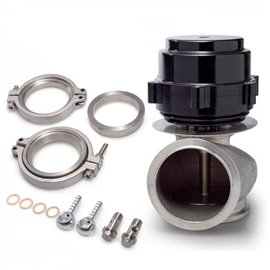 60mm v-band universal wastegate (11+22 PSI)