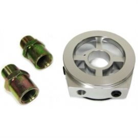 "Oil pressure/temperature adapter 3/4"" UNF-16"
