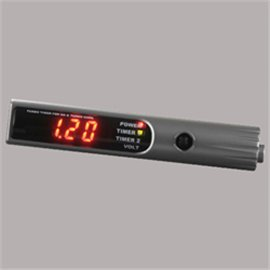 Turbo timer, LED display