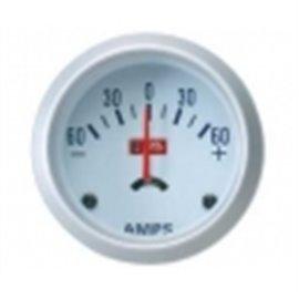 """Amper gauge """"silver"""""""