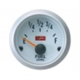 "Fuel level gauge ""silver"""