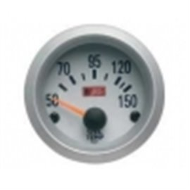 "Oil temperature gauge ""silver"""
