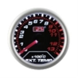 "Exhaust gas temperature gauge ""smoke"""