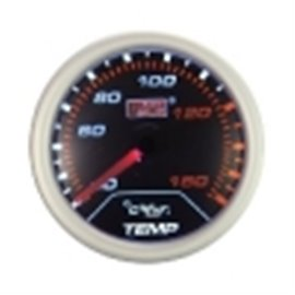 "Oil temperature gauge ""smoke"""