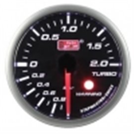 "Boost gauge ""white led"""