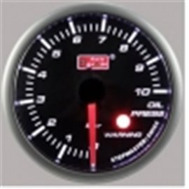 "Oil pressure gauge ""white led"""