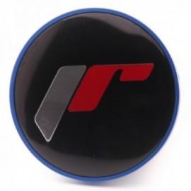 Japan Racing Center Cap Flat Universal Blue