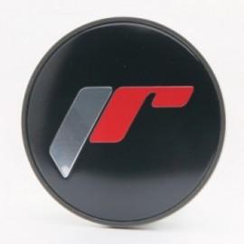 Japan Racing Center Cap Flat Universal Gun Metal