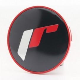 Japan Racing Center Cap Flat Universal Red